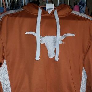 Unisex Texas Longhorns Hooded